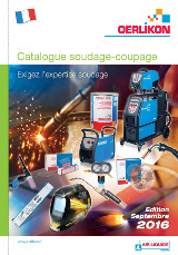 catalogue soudage coupage complet oerlikon